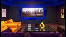 How to set up an entertainment room at home