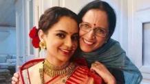 'Panga': Kangana Ranaut dedicates performance to her mother