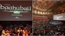 'Baahubali' first non-English film to screen at Royal Albert Hall