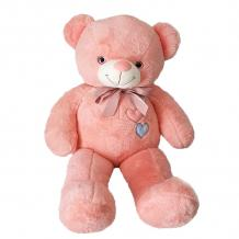 Pink coloured stuff teddy bear toy