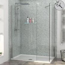 Glass Shower enclosure has its own class and category | Gorkaya