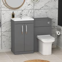 Grey bathroom cabinets the best solution for your bathroom | Mdirk
