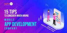 Points to Remember While Hiring Mobile App Development Company