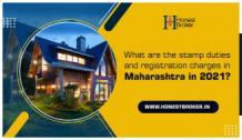 Stamp duty and registration charges in Maharashtra/Mumbai