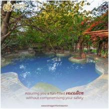 Luxury resorts near Jaipur for a Dreamy Weekend