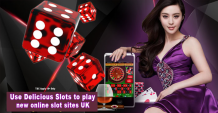 Use Delicious Slots to play new online slot sites UK: deliciousslots — LiveJournal