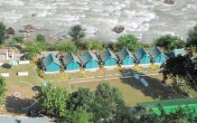 Camping in Rishikesh | Rishikesh Camping with best rates