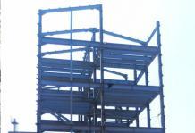 Multi Storey Steel Building Manufacturers in India