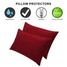 Pillow Cover: Buy Pillow Cover Online   Pillow Covers   Pillow  Protector at best price