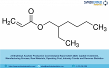 2-Ethylhexyl Acrylate Production Cost Analysis Report 2021, Price Trends, Raw Materials Costs, Profit Margins, Land and Construction Costs 2026 | Syndicated Analytics - The Market Gossip