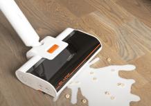 SLYDE Cordless Wet-Dry Floor Cleaner - Sweep & Mop w/ Built-In Vacuum