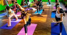 Ashtanga Yoga Teacher Training - Chandra Yoga International