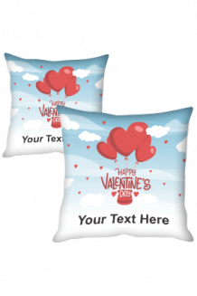 Pick a Furry Cushion With a Crazy Quote for Your Dear Friend - roshan-printland