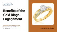 The different styles and Benefits of the Gold Rings Engagement - Geoffreys Diamonds