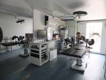 Mobile Field Hospital, Best Mobile Hospital Manufacturers   Kfmobilesystems