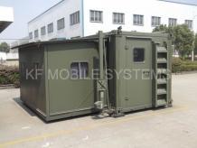Single-side Expandable Shelter (Manual Type)
