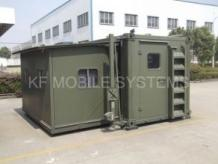 Shelter Solutions, Expandable Shelter in China - KF Mobile Systems