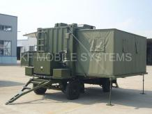 Military Shelter Services in China   KF Mobile Systems