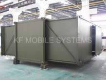 Expandable Shelter & Flexible Expandable Shelter Solutions   KF Mobile Systems