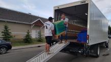 Edmonton Movers   Edmonton Local Movers   Good Men Moving Company