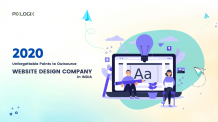 2020 Unforgettable Points to Outsource Website Design Company in India