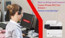 How to Setup and Connect Canon Pixma MG7720 Printer – Canon.com/ijsetup?