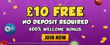 Free signup bonus new bingo sites no deposit required games - Delicious Slots
