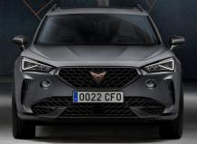 Crossover Cupra Formentor: the first independent model of the sub-brand
