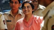 Malegaon blast-accused Sadhvi Pragya joins BJP, to contest from Bhopal