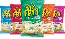 WhyFryy's Secret Recipe: how we make your potato chips healthy and tasty at the same time!