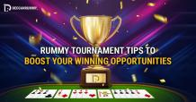 Tips to improve winning at Rummy tournaments | Deccan Rummy