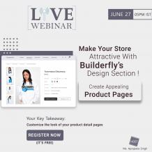WordPress- Minimize Your Efforts & Make More With Builderfly- A Compact Ecommerce Package