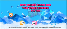 Best online bingo for that United Kingdom player