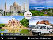 WHY LUXURY TEMPO TRAVELLER HIRE IS BEST FOR OUTSTATION TRIPS FROM DELHI? – Delhi Tempo Travellers
