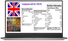 How to Generate Labels Easily Complying with the EU Food Labelling Regulations?