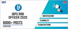 When And How To Start The IBPS RRB OFFICER GRADE 2020 Exam?