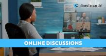 5 Tips for Students to Excel During Online Discussions
