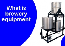 The Latest Brewery equipment manufacturer In India