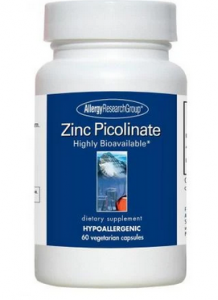 Zinc is a trace mineral that is involved in more than 300 enzyme reactions in the body, and is an essential metal cofactor for one kind of superoxide dismutase (SOD), a major class of antioxidant enzymes. As a dietary supplement, 1 capsule daily with a meal, or as directed by a healthcare practitioner.