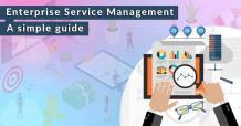 Enterprise Service Management - A simple guide - TechLogitic