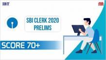 How to Score 70 Plus in SBI Clerk Prelims Exam 2020