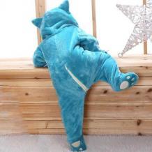 Blue Snorlax Jumpsuit