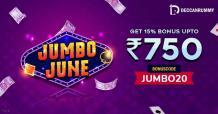 June gets unbelievable with Deccan Rummy - Blog