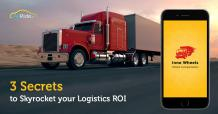 3 Ways Transport And Logistics App Can Boost Your Business Revenues