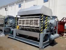 2000-5000pcs Semi Automatic Egg Tray Making Machine