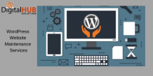 Importance of WordPress Website Maintenance Services: digitalhub1