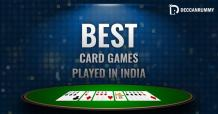 Online Rummy- Popular card games played in India | Deccan Rummy