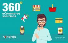 Δημιουργία eShop - τι χρειάζεται για να ξεκινήσετε τις πωλήσεις στο web; | Synergic Software