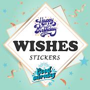 Wishes sticker for Whatsapp