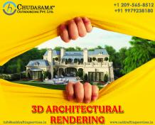 3D Architectural Rendering | 3D Rendering Services | 3D Visualization - COPL